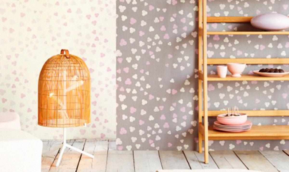 Papeles pintados un elemento decorativo muebles aparicio - Muebles aparicio ...