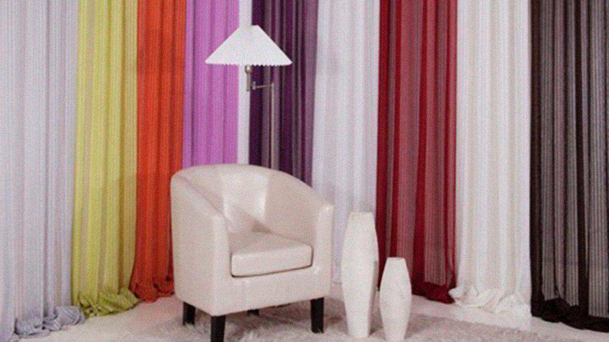 Las cortinas del hogar un elemento decorativo y funcional muebles aparicio - Muebles aparicio almedinilla ...